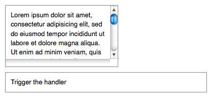Scroll jquery api documentation - Jquery scroll div ...