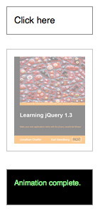 fadeTo() | jQuery API Documentation